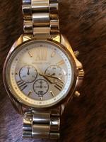 Original michael kors women's watch, gold