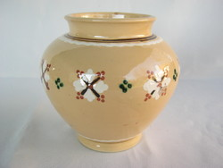 Hódmezővásárhelyi Vékony kerámia váza