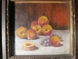 Haeryng Pál festmény