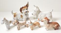 Porcelán kutyusok :-)
