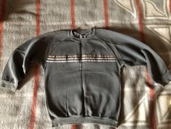 Szürke Adidas gyerek pulóver