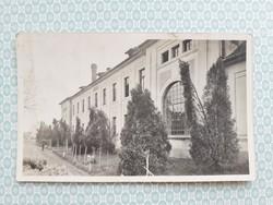 Régi képeslap Óbecse Villanytelep levelezőlap