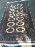 Szőnyeg , pakisztáni bochara   210 x 122 cm