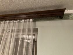 Retro karnis a '60-as évekből (3 méteres)