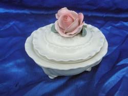 Hibátlan rózsa fogós ENS bonbonier