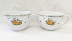 Alföld porcelán bögre, csésze