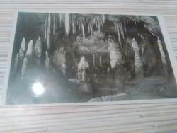 Aggteleki cseppkőbarlang.