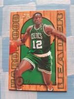 Dominique Wilkins Hardwood Leader kosárlabda kártya (Flair, 1994/95, insert)