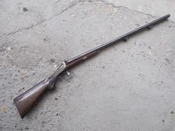 Duplacsövű csappantyús vadászpuska, 1800-as évek 3