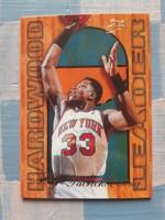 Patrick Ewing Hardwood Leader kosárlabda kártya (1994-95, Flair)