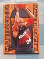 Charles Barkley Hardwood Leader kosárlabda kártya (1994-95, Flair)