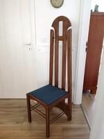 Arts and Craft szék - hosszú ülőtámla