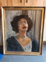 Olaj vaszon festmény eladó