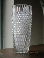 Régi különlegesen szép art deco váza hibátlan állapotban 24,5 cm magas