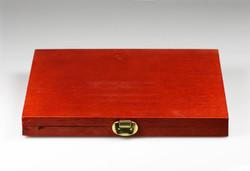 Prémium érmetároló doboz 15 férőhelyes