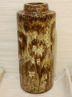 Nagy méretű Zsolnay padló váza