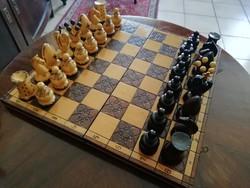 Fa sakk- készlet