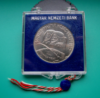 41 éve történt! - 1980 - Szovjet-Magyar közös űrrepülés BU - MNB Tokban