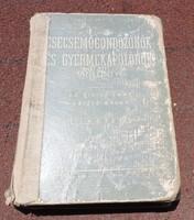 Csecsemőgondozónők és gyermekápolónők tankönyve I. kötet - 1954