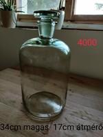 Patika üveg
