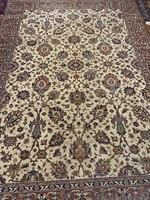 Antik 100 éves! Hatalmas perzsa szőnyeg, tebriz. ALKUDHATÓ!!!!