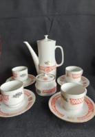 Bohemia porcelán teás készlet