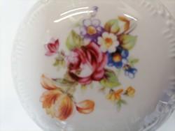 GDR porcelán bonbonier