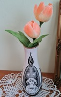Hollóházi Jurcsák váza