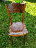 Thonet szék,jelzett