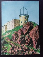 Tatry Obserwatorium na Kasprowym Wierchu Postatiszta Képeslap