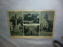 régi képeslap ráckeve