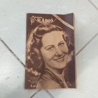 Régi Magyar Rádió Újság 1949.Március 4.