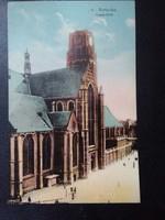 Rotterdam Antik Postatiszta Képeslap
