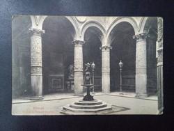 Olasz Postatiszta Képeslap