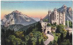 Német birodalom képeslap 1928