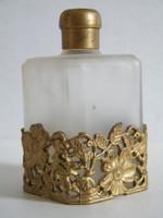 Vintage parfümös üveg