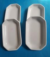4 db MALÉV kínáló tál , Alföldi porcelán