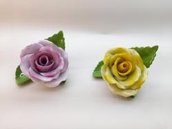 Herendi rózsák párban