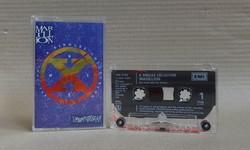 Marillion - A Singles Collection - magnókazetta