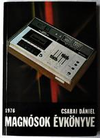 Csabai Dániel: Magnósok évkönyve 1976