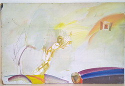 Festmény, Szabados János, Földek felett