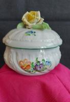 Herendi porcelán bonbonier (Tercia)