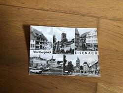 Wartburgstadt képeslap