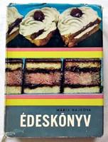 Mária Hajková: Édeskönyv. 830 jól sikerült recept (1964)