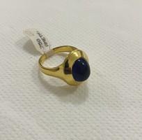 Gyönyörű 18 Karátos Ametiszt Köves Gyűrű !