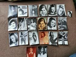 Koncz Zsuzsa retro fotók. A 60 as évekből! Sok dedikált!!