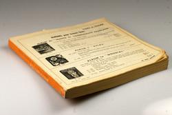 Yvert & Tellier: Francia Bélyeg Katalógus I. kötet 1978