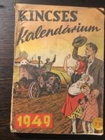 Kincses Kalendáruim  1949 / RITKASÁG
