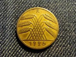 Németország Weimari Köztársaság (1919-1933) 10 Reichspfennig 1925 A (id22213)