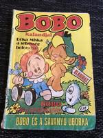 BOBO kalandjai képregény 1987 / 4